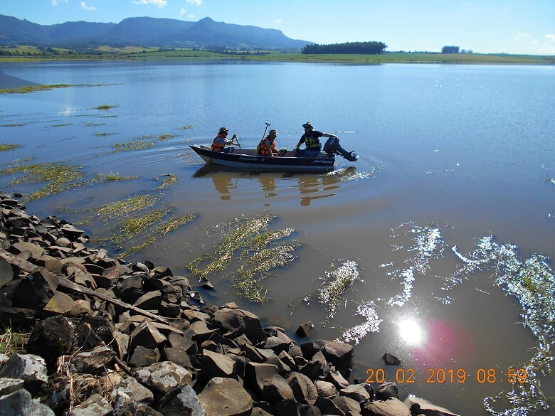 Cadastros no Sistema de Outorga de Água do Rio Grande do Sul – SIOUT