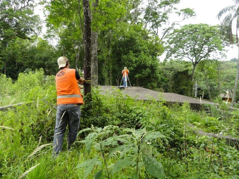 Projeto de recuperação ambiental