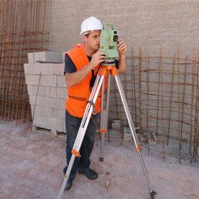 Locação de obras e alocação de equipe técnica